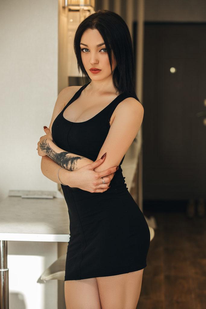 проститутка Шарлиз
